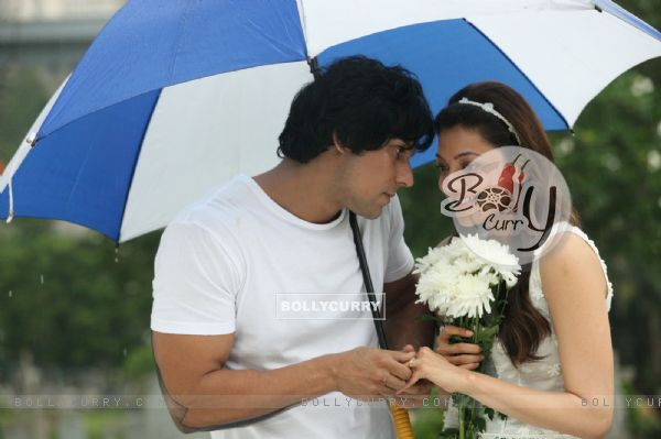 Randeep Hooda and Kajal Aggarwal in Do Lafzon Ki Kahani