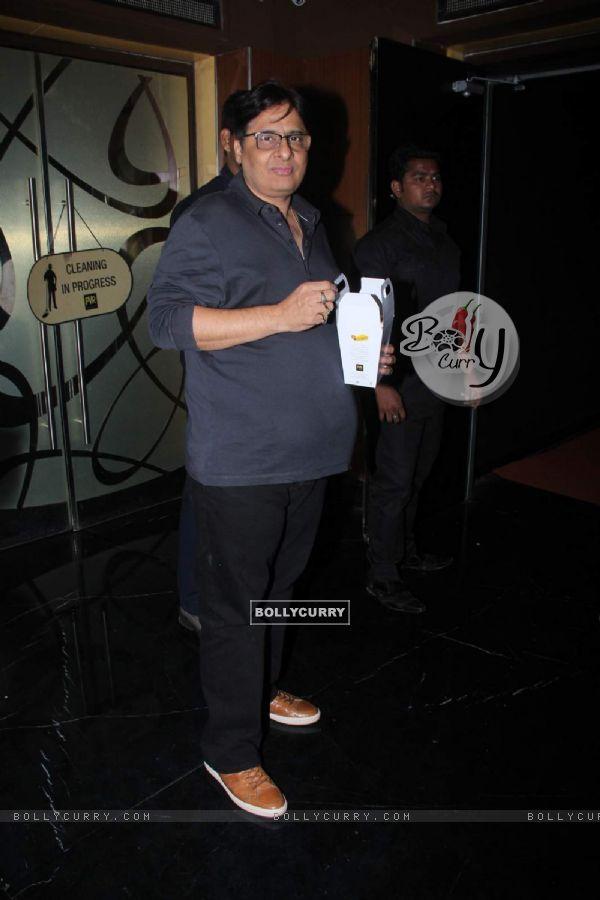 Vashu Bhagnani at Special Screening of Bajirao Mastani