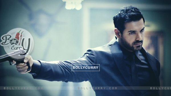 John Abraham's First Look of Rocky Handsome