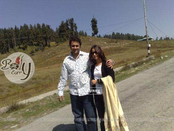 Sanjeev Seth and Lata Seth