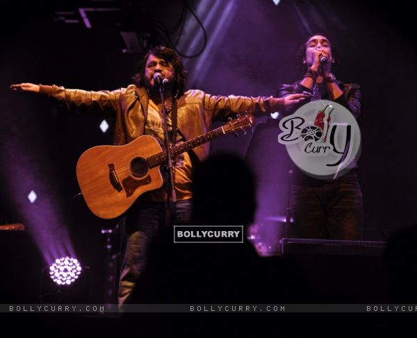 Jubin Nautiyal and Pritam
