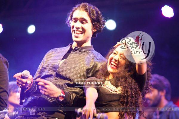 Jubin Nautiyal and Neha Kakkar