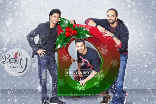Dilwale boys celebrating Christmas with families and especially with kids worldwide
