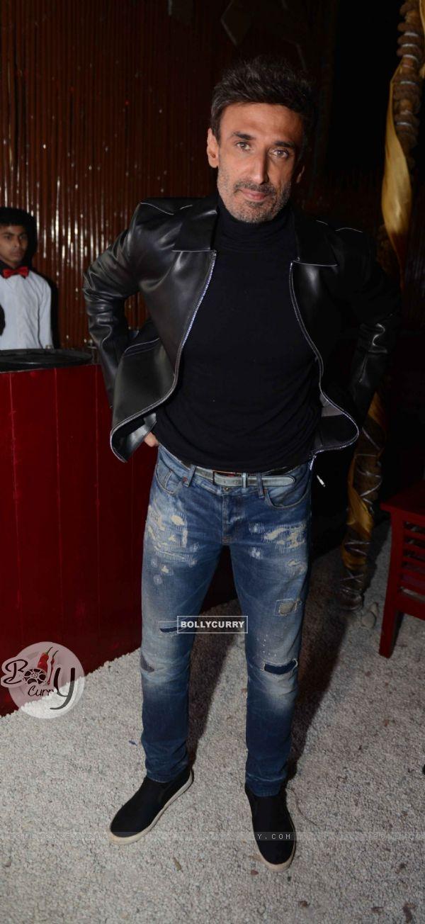 Rahul Dev at Cinema Bar