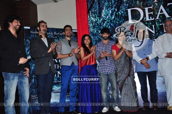 Cast of Launch of Film 'A Death in the Gunj'