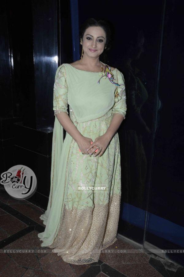 Divya Dutta Promotes Chalk N Duster
