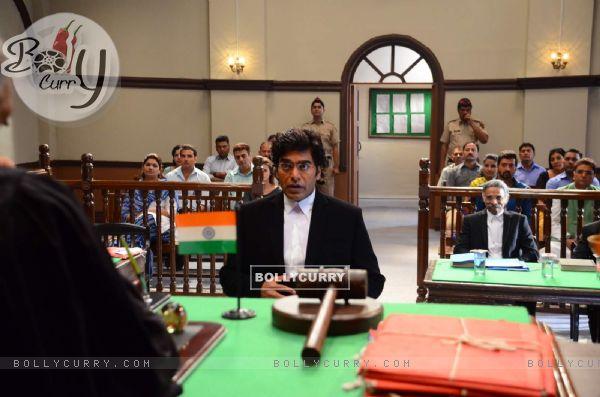 Ashutosh Rana at 'Chicken Curry' Film Mahurat