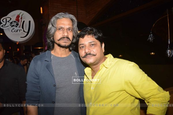 Vijay Raaz and Ravi Gossain Celebrates Lohri at The PUMP Room Beer Factory