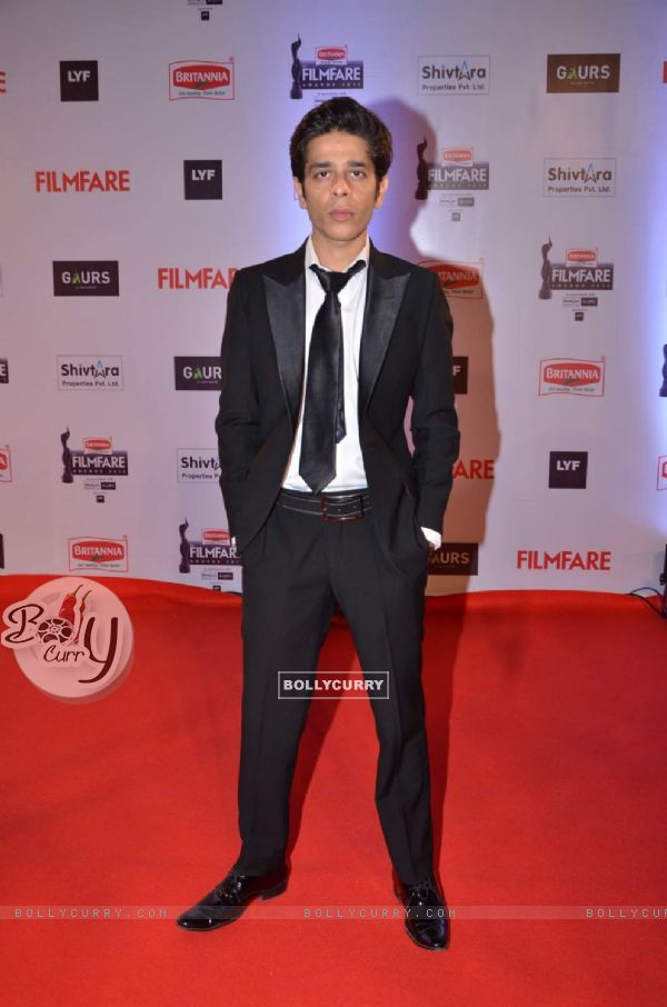 Shashank Arora at Filmfare Awards 2016