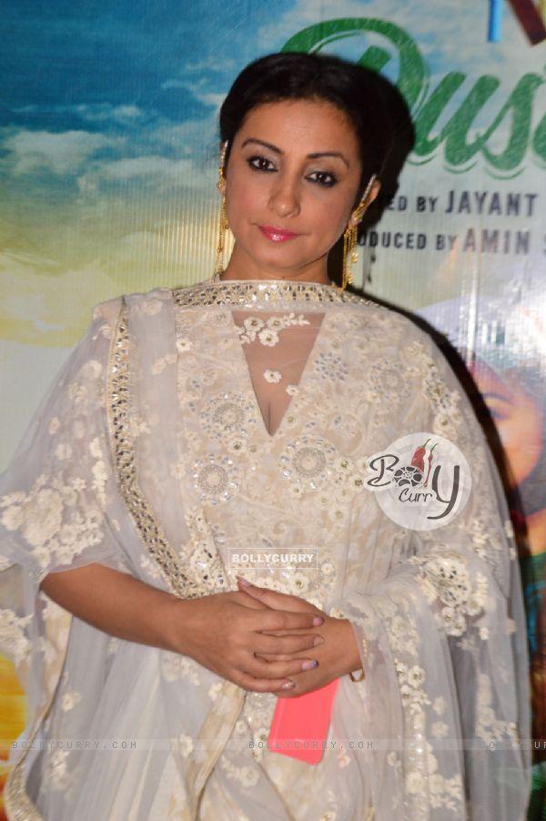 Divya Dutta attends Screening of 'Chalk N Duster'