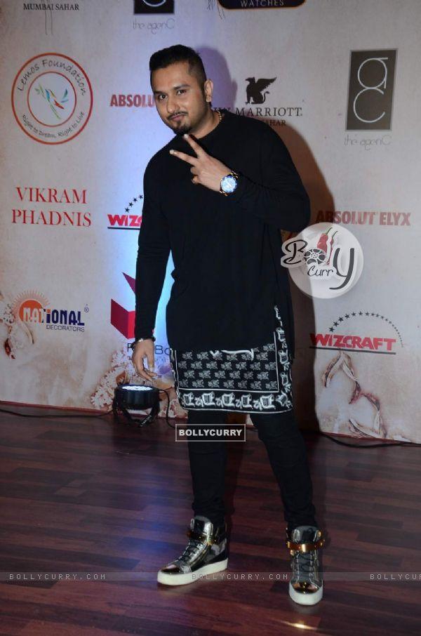 Yo Yo Honey Singh at Vikram Phadnis' 25th Anniversary Celebration
