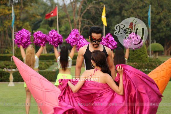 Tusshar Kapoor in Kyaa Kool Hain Hum 3
