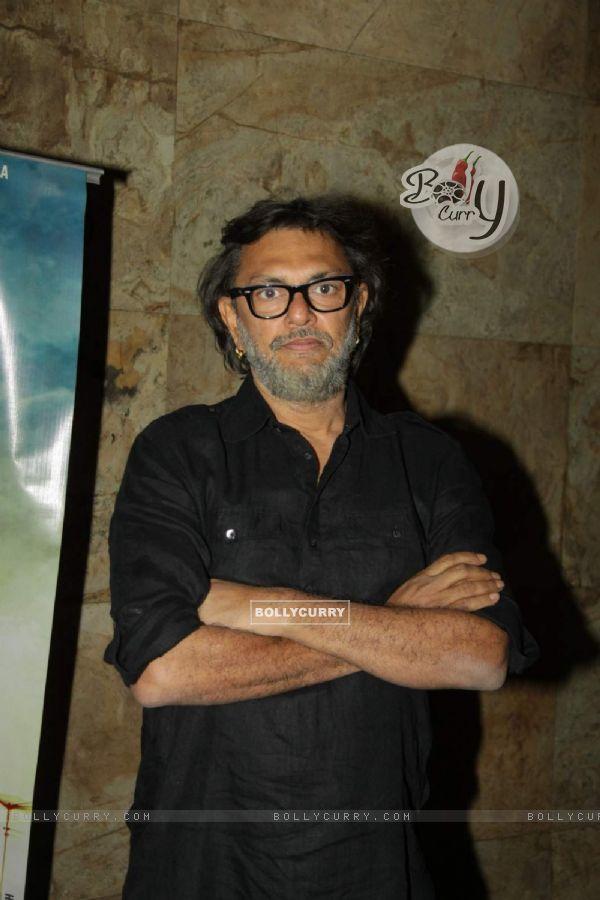 Rakeysh Omprakash Mehra at Screening of 'Chalk N Duster'