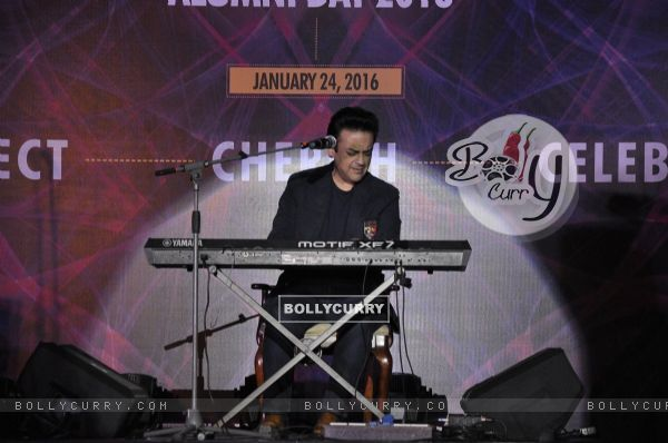Adnan Sami Performs at Subhash Ghai's 71st Birthday Celebration