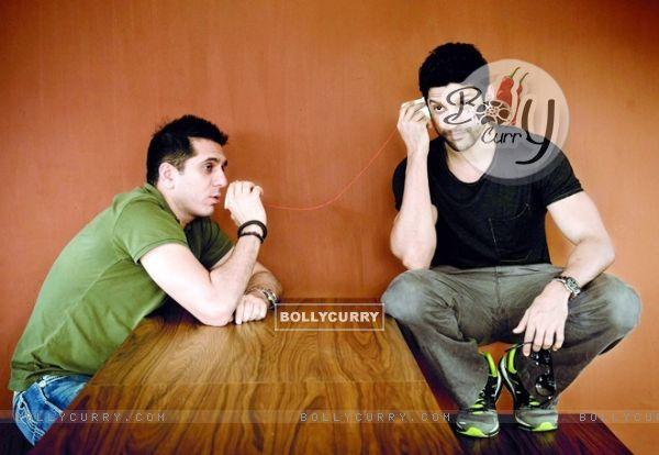 Farhan Akhtar and Ritesh Sidhwani planing to spread their magic on web Now!