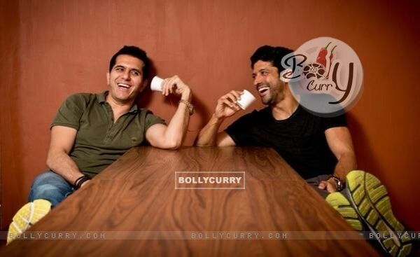 Farhan Akhtar and Ritesh Sidhwani planing to spread their magic on web Now!