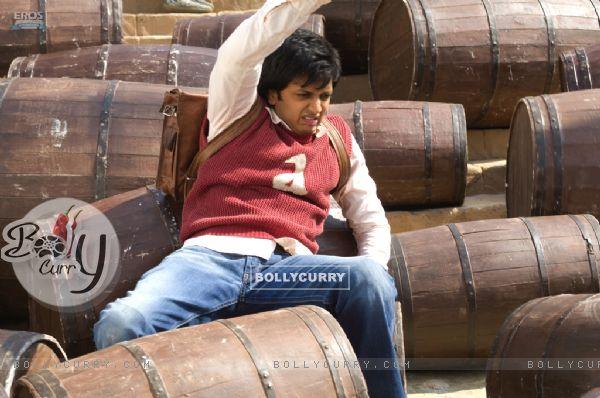Ritesh Deshmukh in Aladin movie