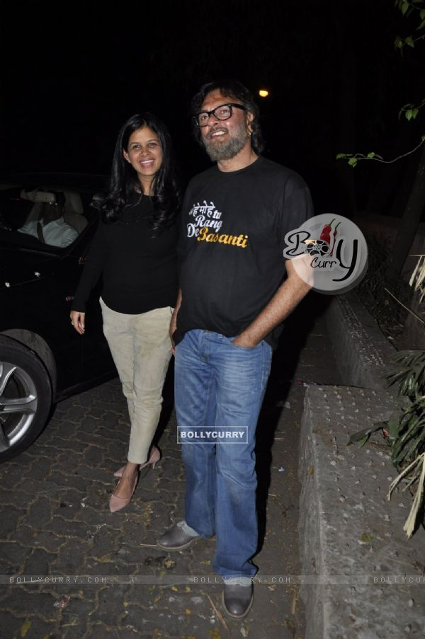 Rakeysh Omprakash Mehra Snapped Post Rang De Basanti 10 years Celebrations (393417)