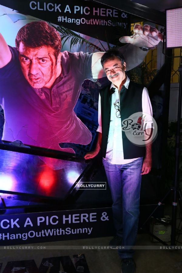 Rajkumar Hirani at Special Screening of Ghayal Once Again
