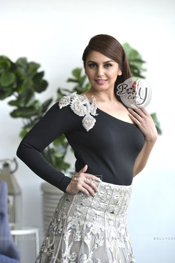 Huma Qureshi Photoshoot at Shane Falguni Brunch for Rustomjee