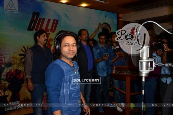 Kailash Kher kicks off Billu Ustaad, India's First Film on Child Terrorism Kicks Off with Songs Reco
