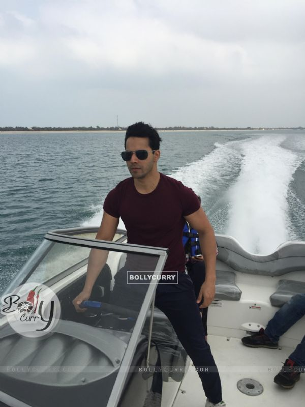 Dishoom unleashes Varun Dhawan's Need For Speed!