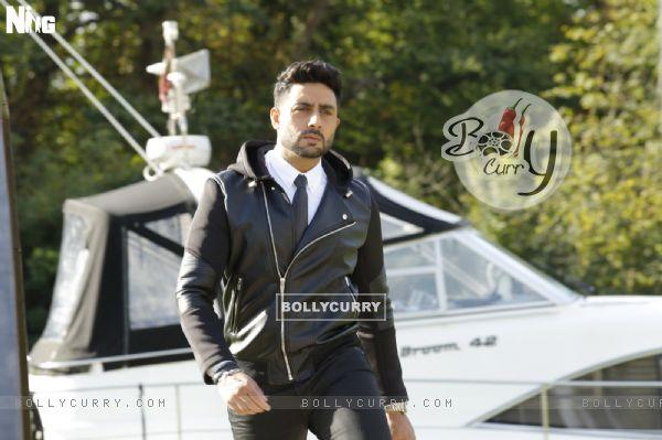 Abhishek Bachchan's Look in Housefull 3