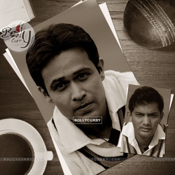 Emraan Hashmi in and as Azhar : First Look