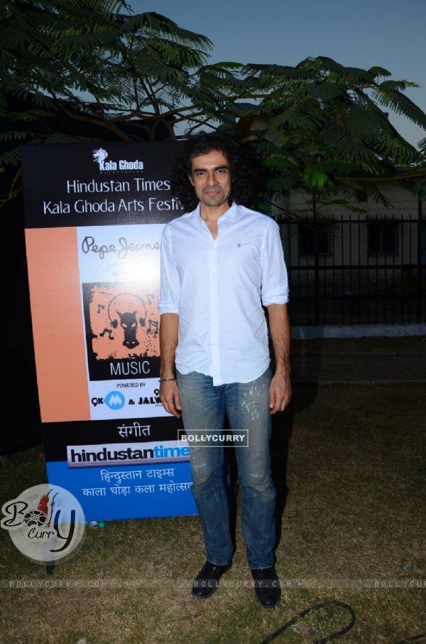 Imtiaz Ali at Kala Ghoda Music Festival 2016