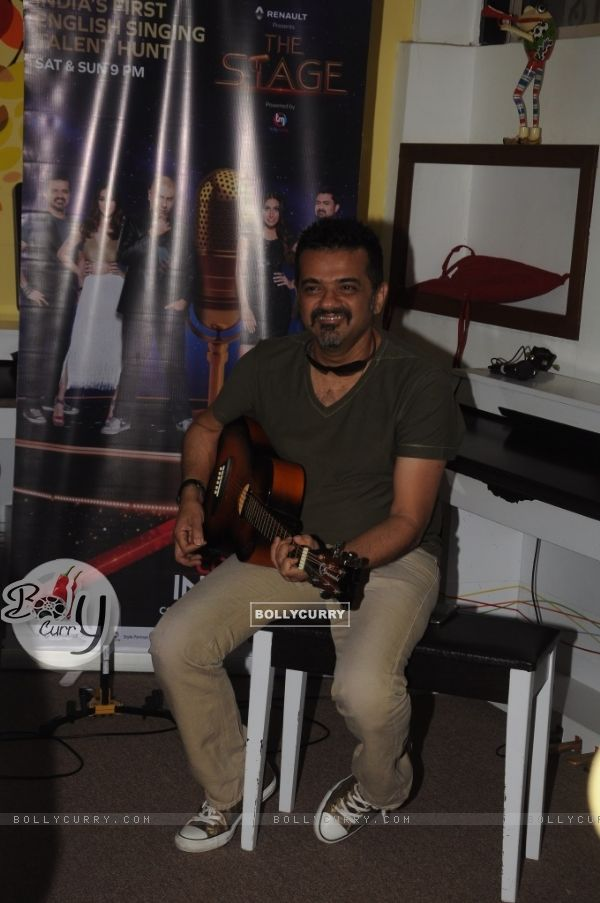 Ehsaan Noorani at Colors Infinity's 'The Stage' and Furtado Music School Event