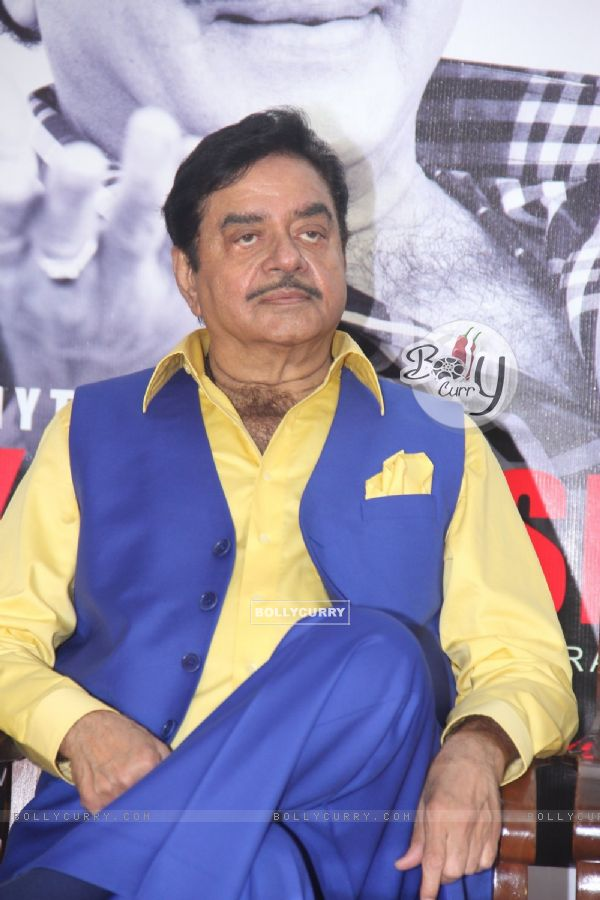 Shatrughan Sinha's Book Launch