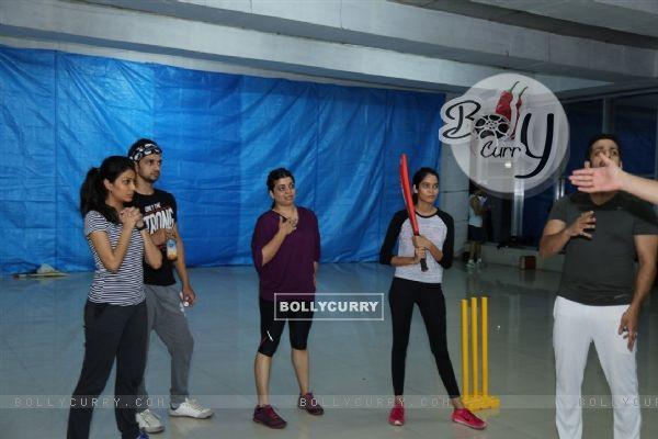 BCL's Kolkata Babu Moshayes Practice Session