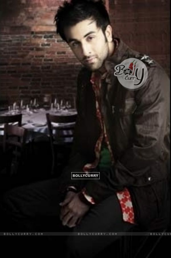 Ranbir Kapoor - Wallpaper Actress