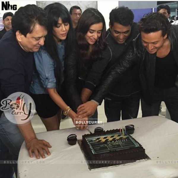 Baaghi Wraps Up Shooting