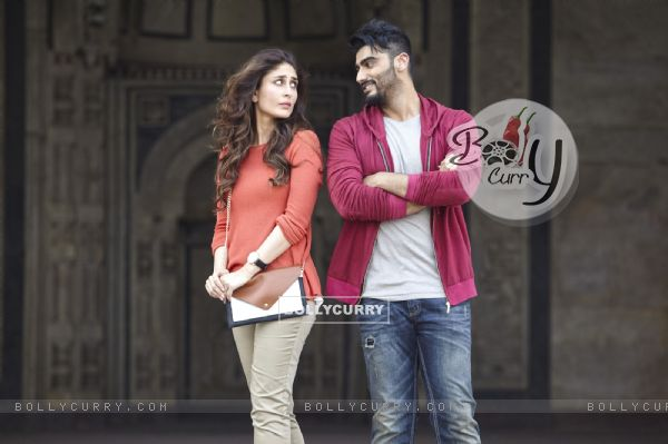 Stills from the film Ki And Ka
