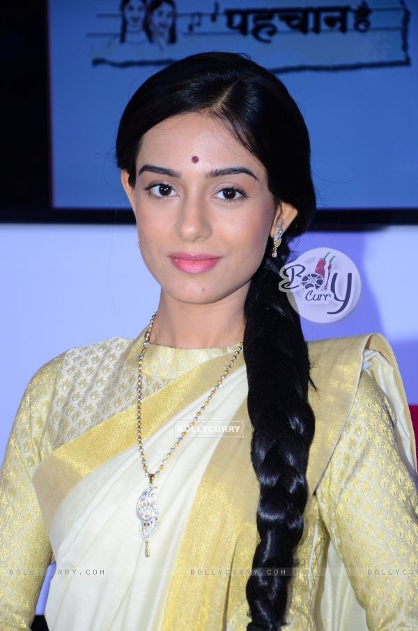 Amrita Rao at Launch of &TV's 'Meri Awaaz Hi Pehchaan Hai'