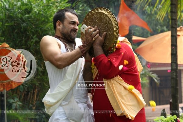 Pankaj Tripathi palys Damru aka 'Mauni BABA' in film 'GLOBAL BABA'
