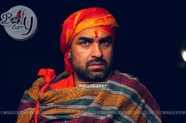 Pankaj Tripathi palys Damru aka 'Mauni BABA' in film 'GLOBAL BABA'