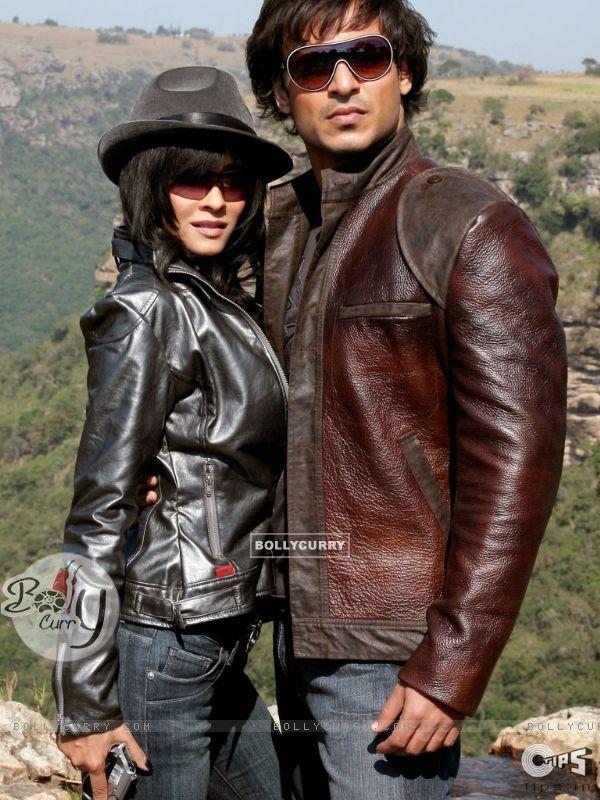 Still image of Vivek Oberoi and Nandana Sen (39788)