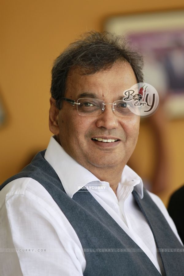 Subhash Ghai snapped