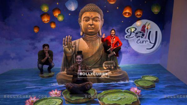 Yeh Rishta Kya Kehlata Hai Team at Ocean Park, Honk Kong