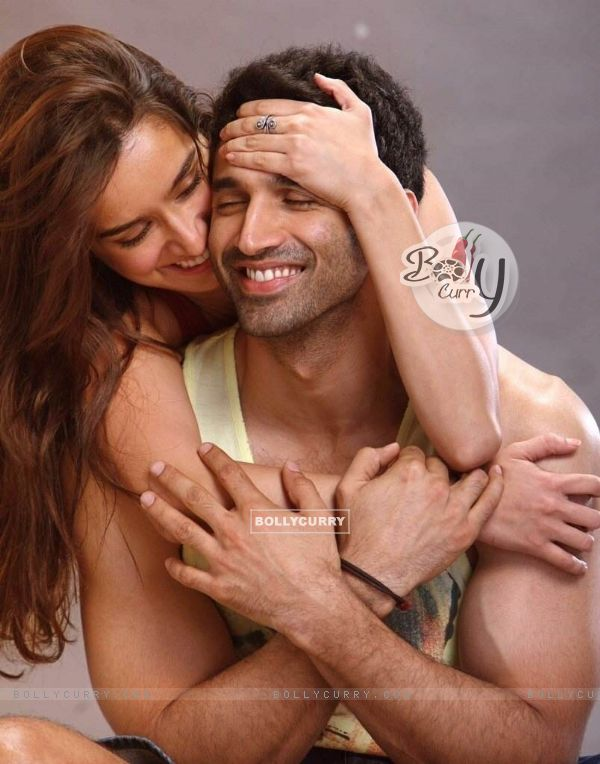 First look 'OK Jaanu' starring Shraddha Kapoor and Aditya Roy Kapur