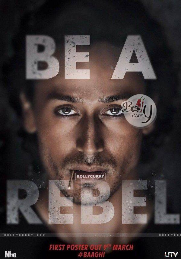 Teaser Poster of Baaghi Starring Tiger Shroff (398283)