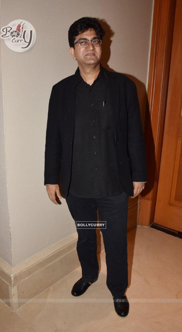 Prasoon Joshi at Promotional Event of 'Neerja'