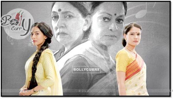 Amrita Rao in Meri Awaaz Hi Pehchaan Hai
