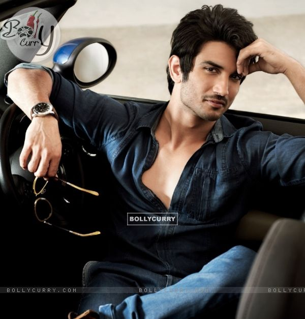 Sushant Singh Rajput in M.S.Dhoni: The Untold Story