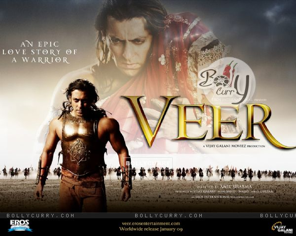 veer wallpaper. Wallpaper of the movie Veer