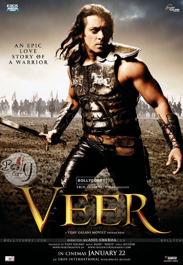 Poster of the movie Veer with Salman Khan (39884)