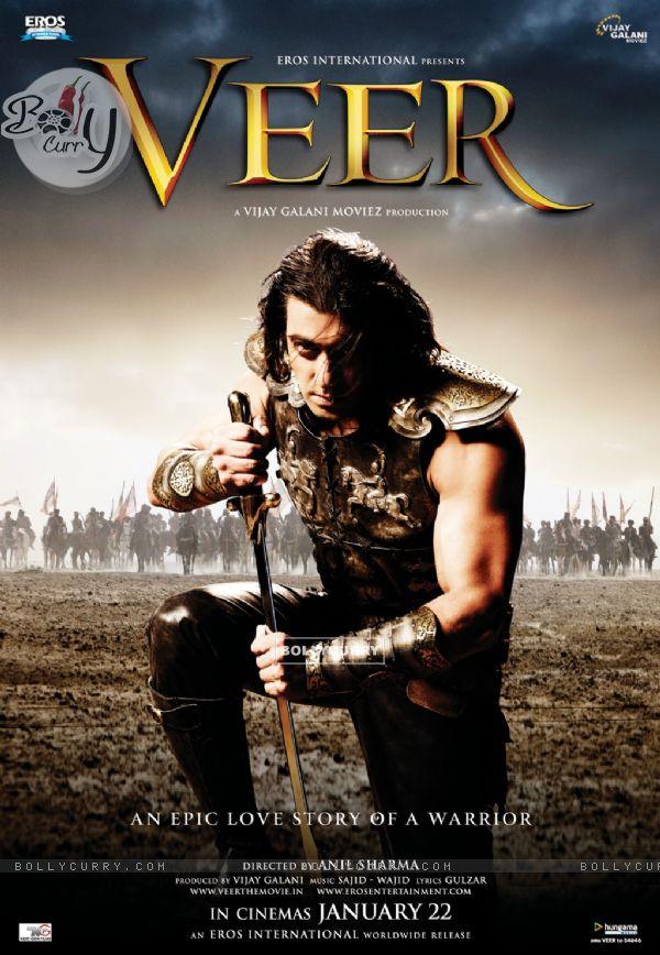 Poster of Veer movie (39885)