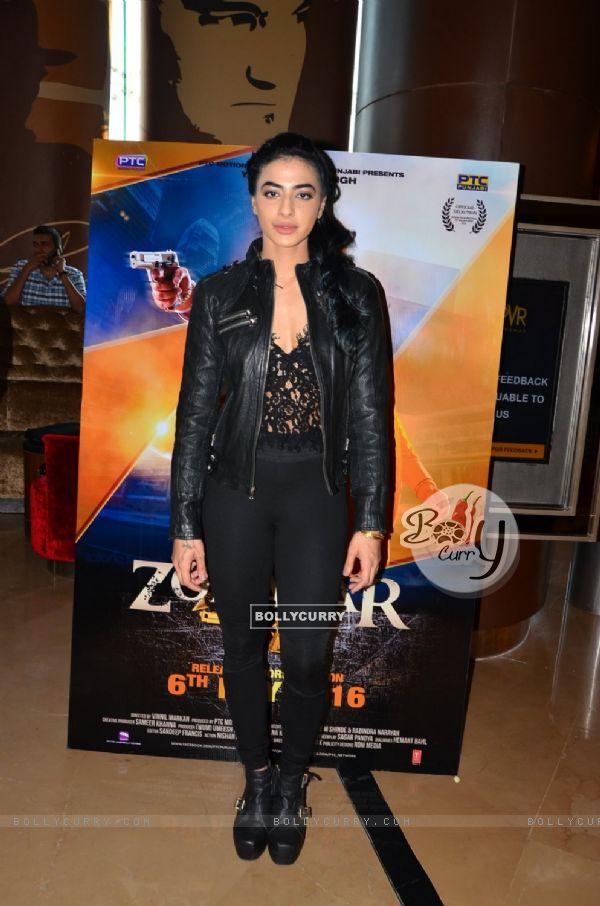 Bani J Launch Of Film Zorawar
